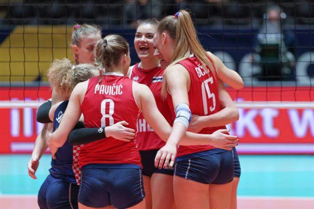 Hrvatska se porazom oprostila od kvalifikacija za OI