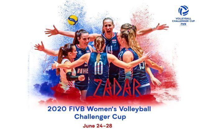 Hrvatska domaćin FIVB Challenger Cupa 2020. za žene