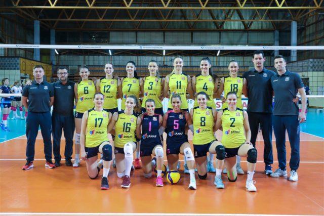 Mladostašice upisale poraz u četvrtfinalu CEV Cupa