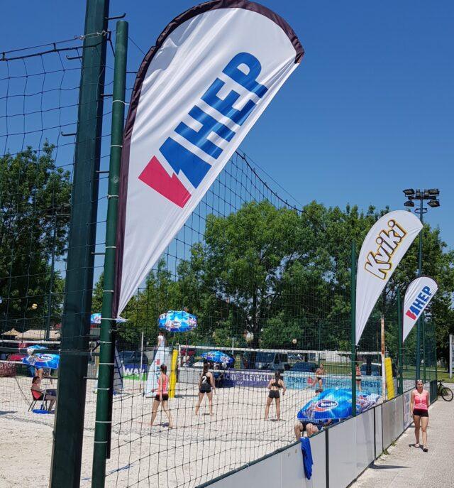 Započela 1. hrvatska liga u odbojci na pijesku