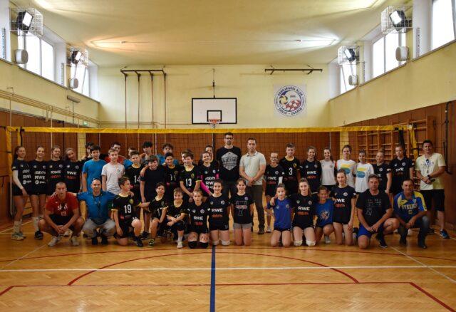 Odigran odbojkaški turnir u školi CEV School Project-a