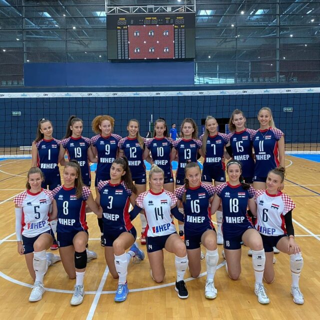 Juniorke Hrvatske otvaraju Europsko U19 prvenstvo susretom protiv Francuske