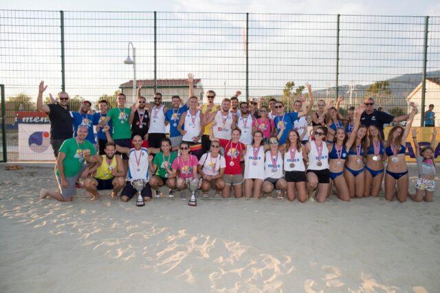Siget i Opatija prvaci Hrvatske u odbojci na pijesku