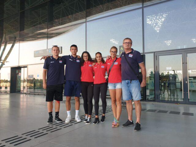Hrvatska U18 reprezentacija odbojke na pijesku otputovala u Tursku