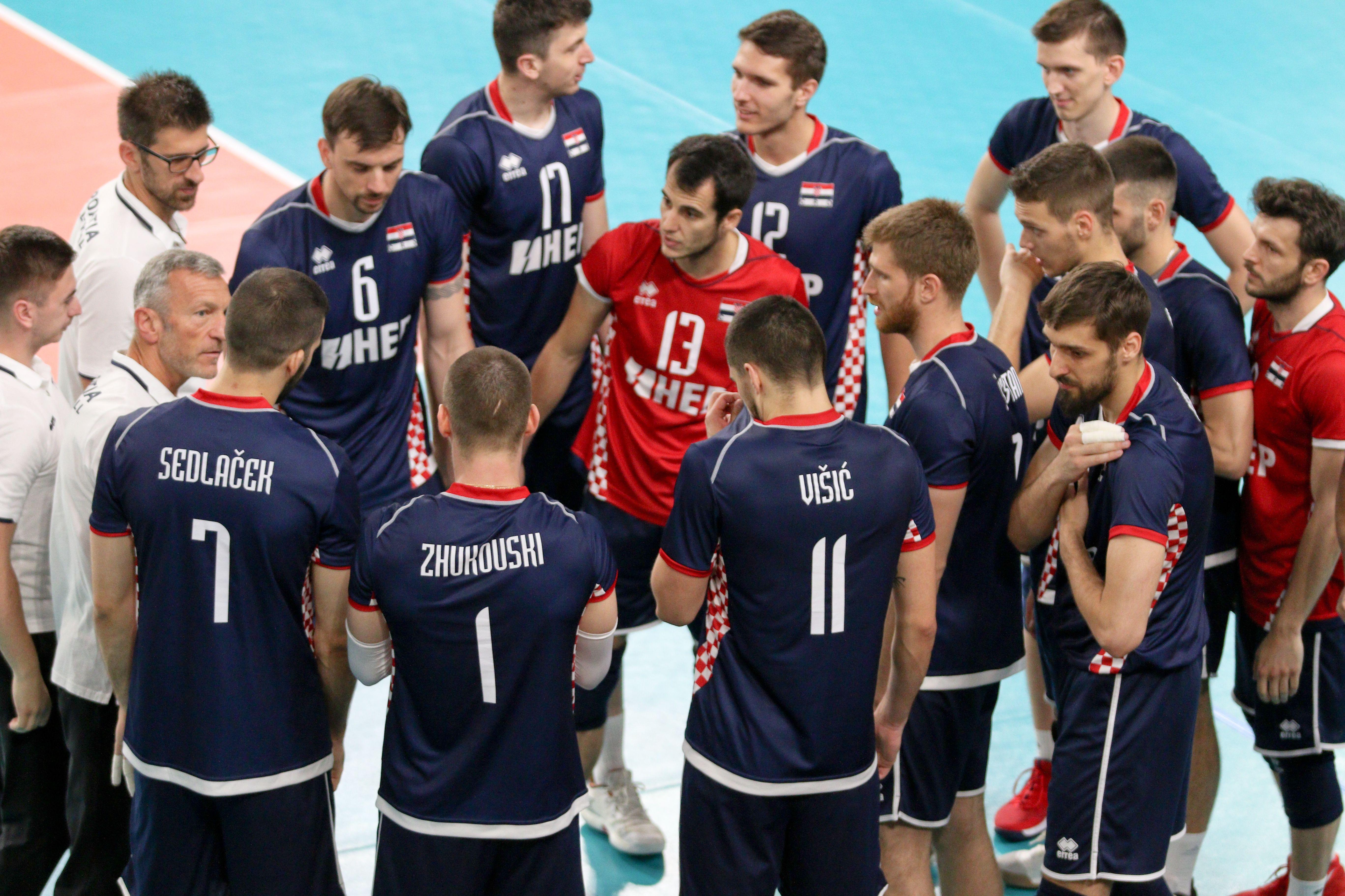 Sportska Hrvatska Odgodene muske seniorske kvalifikacije za EP u Zadru