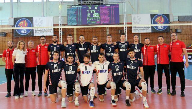 Hrvatska izgubila od Sjeverne Makedonije u polufinalu Final Foura Srebrne europske lige