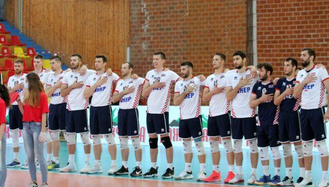 Poraz hrvatske reprezentacije u borbi za broncu na Final Fouru Srebrne europske lige