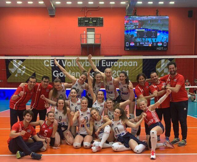 Hrvatska ženska reprezentacija s nestrpljenjem čeka prvu utakmicu na FF Zlatne europske lige