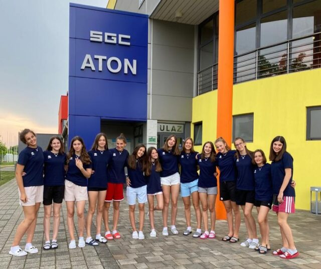 Ženska U16 reprezentacija u nedjelju u Nedelišću započela s pripremama za EP