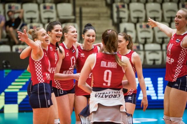 Hrvatske odbojkašice na korak do Final foura